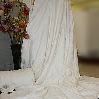 玖久丝绸家纺蚕丝被产品图片展示