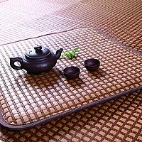 维科家纺仿藤坐垫产品图片展示