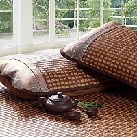 维科家纺藤席产品图片展示
