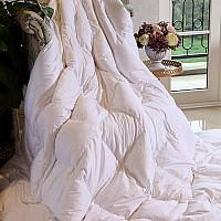 维科家纺雪绒被产品图片展示