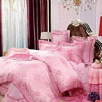 黛富妮家纺幸福满园 (粉色)产品图片展示