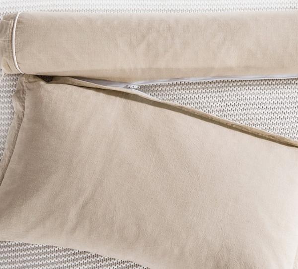 """枕着""""自然""""入眠,樱花家纺的高山苦荞枕帮您赶走春困秋乏……"""