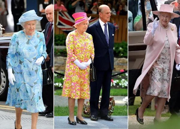 Sanderson,与93岁伊丽莎白二世女王,一起品读优雅的生活
