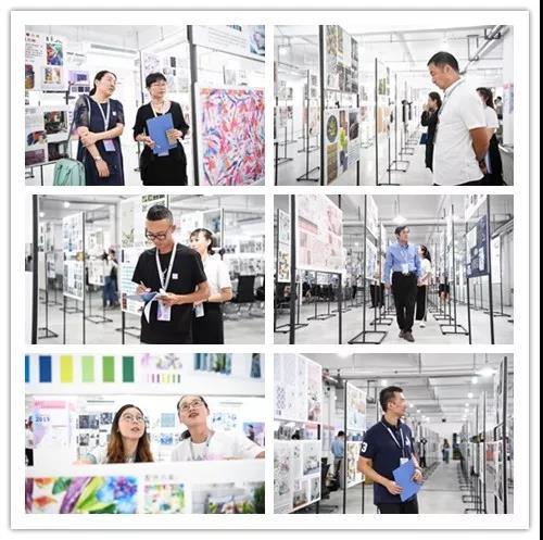 设计赋能,驱动家纺时尚首届明远杯・国际家居纺织品创意设计大赛开评