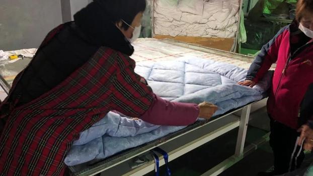 爱伦家纺再次捐赠价值30万元紧急抗疫物资,目前已经到达湖北航天医院!